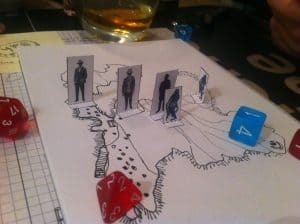 Call of Cthulhu deep ones cave