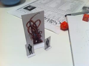 Call of Cthulhu dark young and investigators