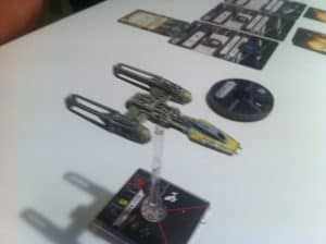 X-Wing Miniatures Y-Wing